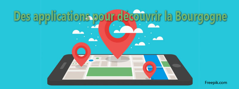applications mobile Bourgogne